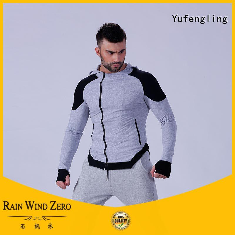 Yufengling fashion best hoodies for men for men for training house