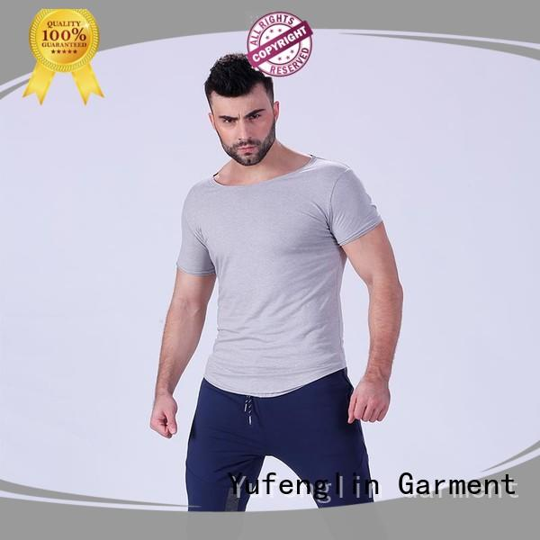 Yufengling hot-sale best t shirts for men o-neck in gym