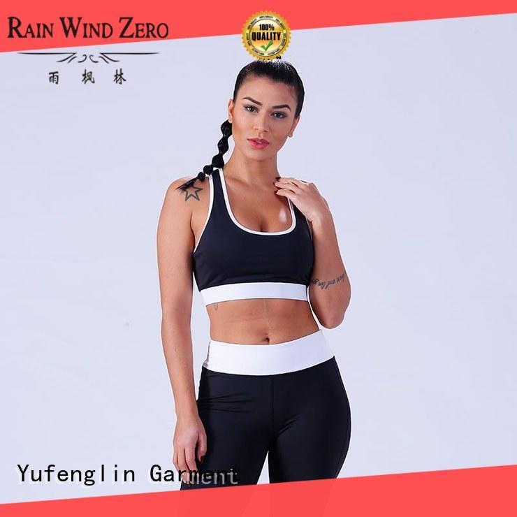 Yufengling comfortable best sports bra gymnasium