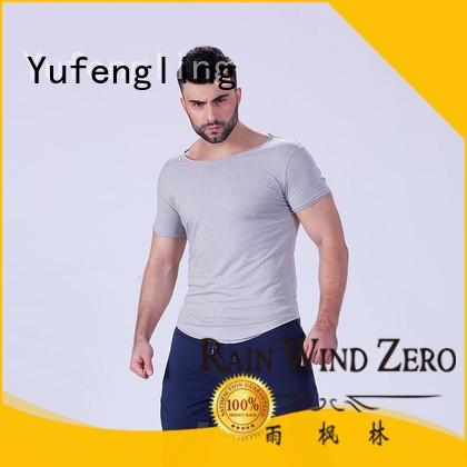 mens stylish t shirts gym fitness centre Yufengling