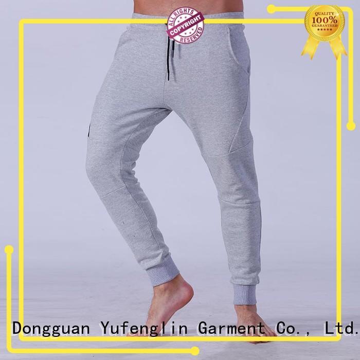 fine- quality mens jogger pants cargo gym shorts
