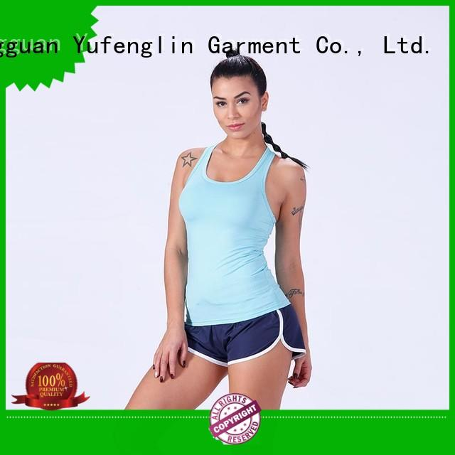 top female tank top fitting-style yoga room Yufengling