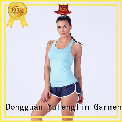 Yufengling exquisite ladies tank tops for training house