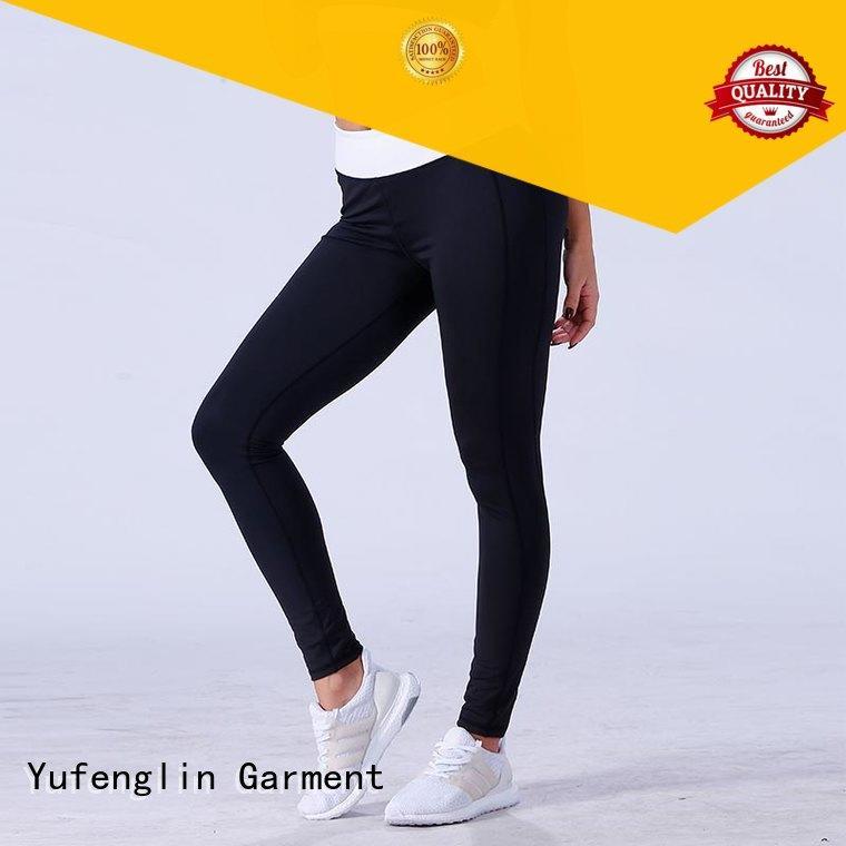 Yufengling hot-sale seamless leggings sports bra customization