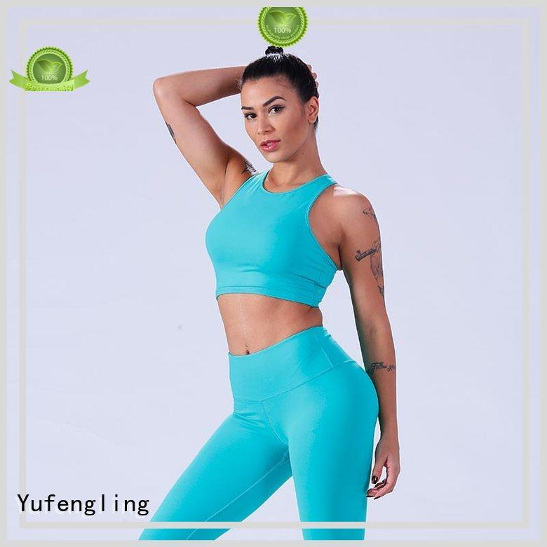 Yufengling bra custom sports bra casual-style for training house