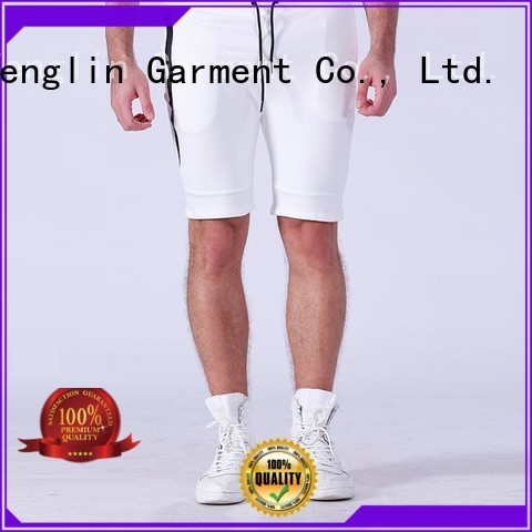 Yufengling awesome mens workout shorts owner fitness centre