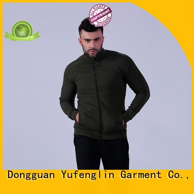 fashion gym hoodie tranning-wear suitable style Yufengling