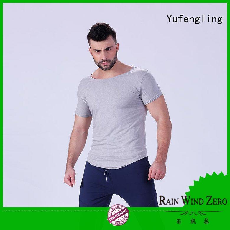 Yufengling sports best t shirts for men factory for training house