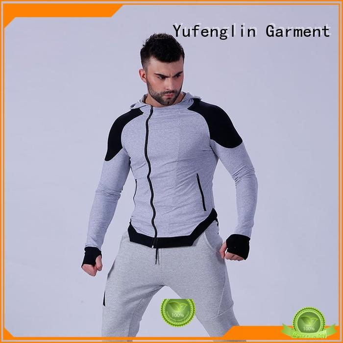 Yufengling hot-sale best hoodies for men workout gymnasium