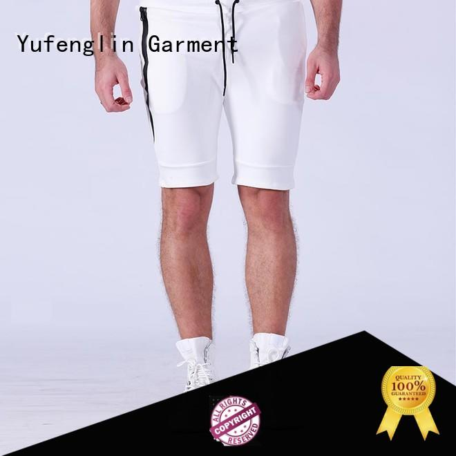 Yufengling reliable mens athletic shorts in different color