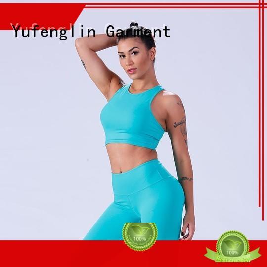 Yufengling nice custom sports bra sporting-style exercise room