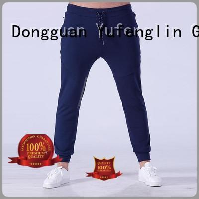 Yufengling slim best jogger pants mens for track  in gym