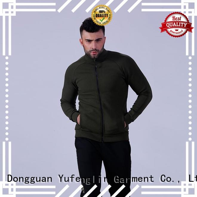 fine- quality mens hoodie fitness-wear collection for training house