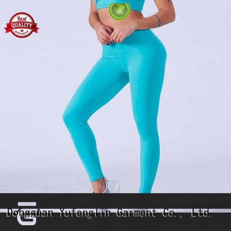women high waist leggings fitnesswear gymnasium Yufengling