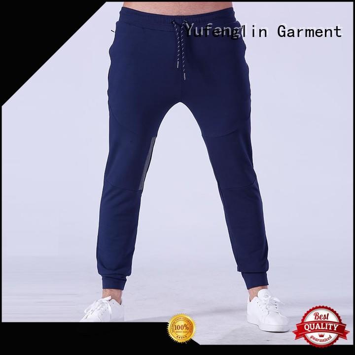 gym mens skinny jogger pants wear gymnasium Yufengling