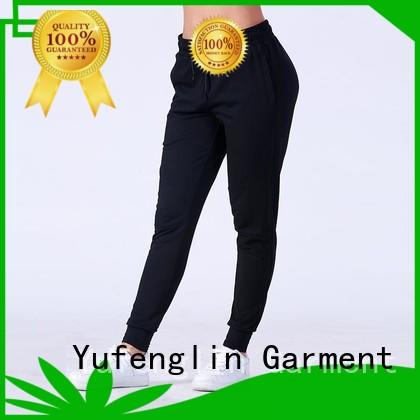 Yufengling classical casual jogger pants supplier suitable style