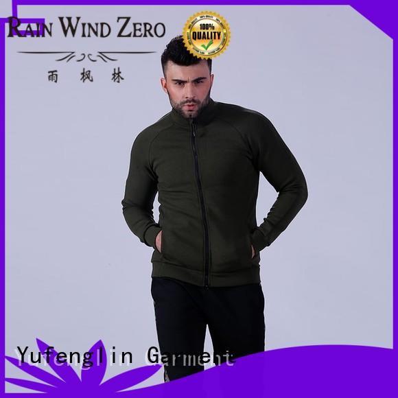 Yufengling design mens hoodies and sweatshirts fabric yoga room