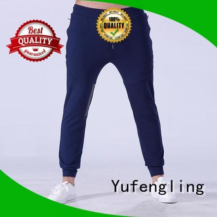 male jogger pants durable for sporting Yufengling