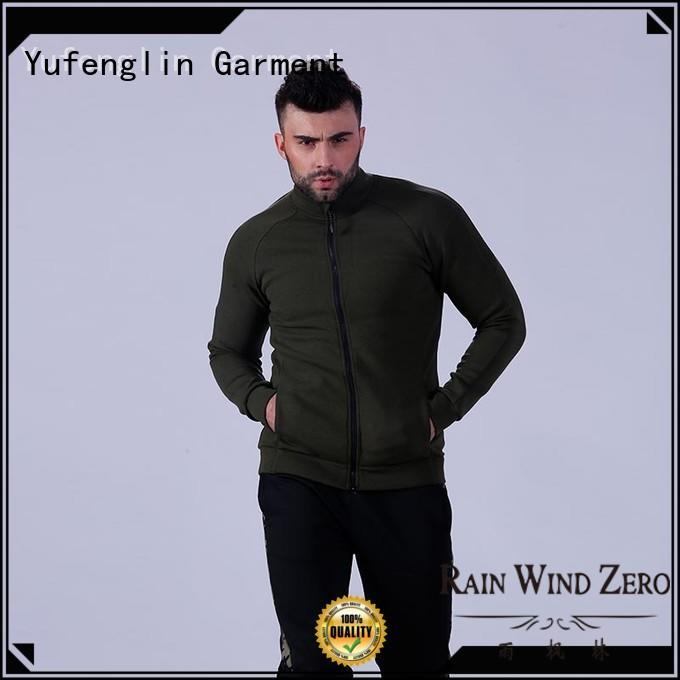 Yufengling awesome stylish hoodies for men gym for jogging