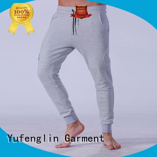 Yufengling fine- quality mens joggers fitness centre