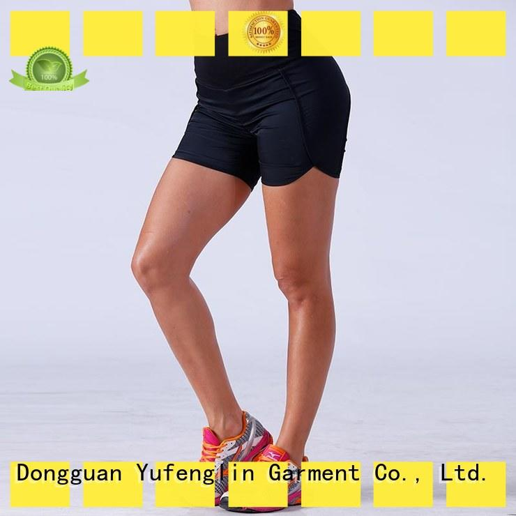 Yufengling exquisite athletic shorts womens wholesale colorful