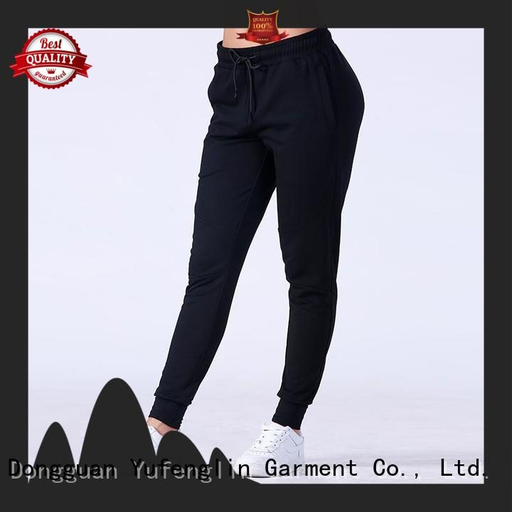 Yufengling fine- quality new jogger pants women colorful