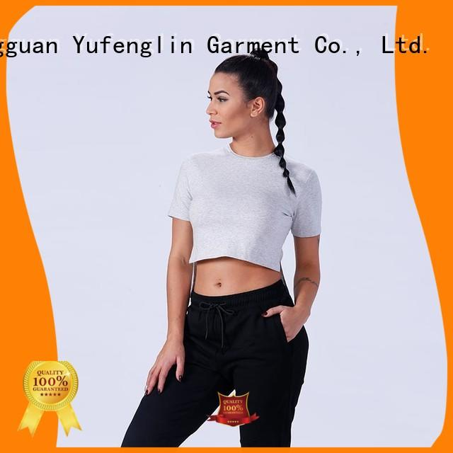 particular female t shirt short colorful Yufengling
