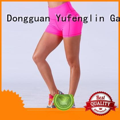 Yufengling fitness womens sports shorts for-mens yoga room
