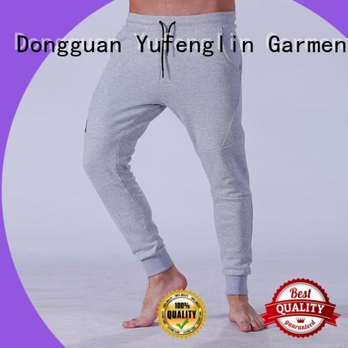 Yufengling high-quality slim fit joggers durable fitness centre