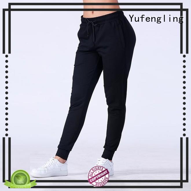 high-quality fitness joggers factory Yufengling