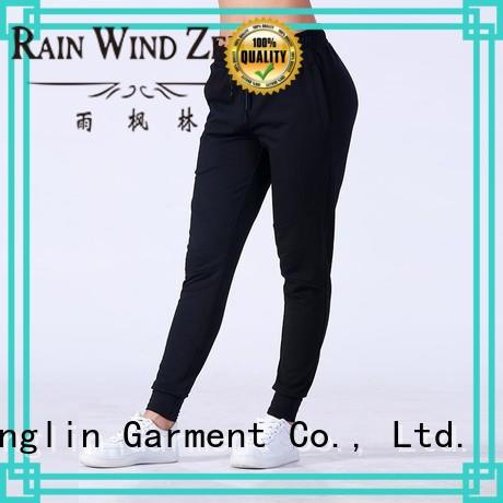 Yufengling nice jogger pants women in different color