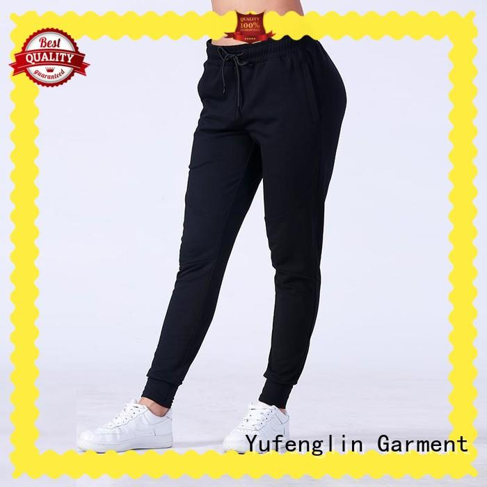Yufengling jogger jogger sweatpants for-sale yogawear