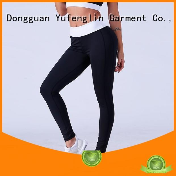 Yufengling gym high waist leggings wholesale gymnasium