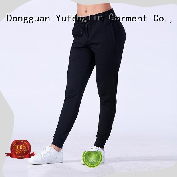 Yufengling new-arrival casual jogger pants wholesale suitable style