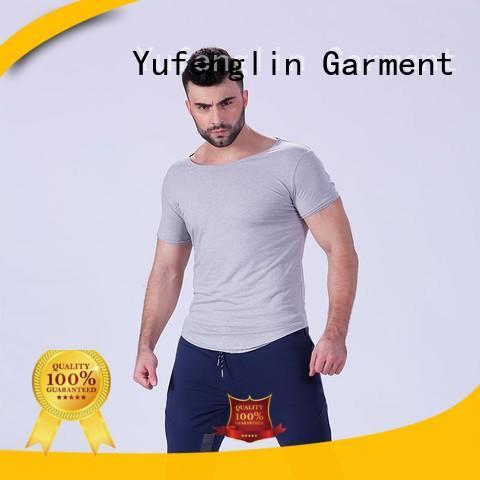 shirt mens stylish t shirts owner gymnasium Yufengling