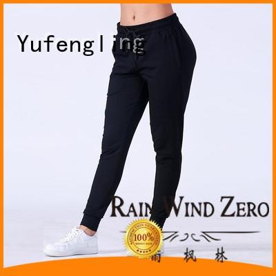 Yufengling jogger slim jogger pants in different color colorful