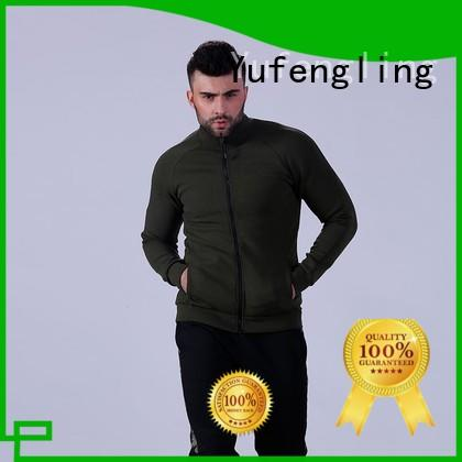 sports stylish hoodies for men fitness-wear suitable style Yufengling
