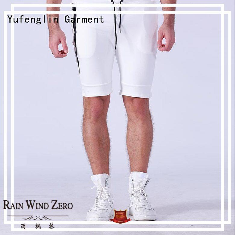 Yufengling awesome mens workout shorts in different color fitness centre