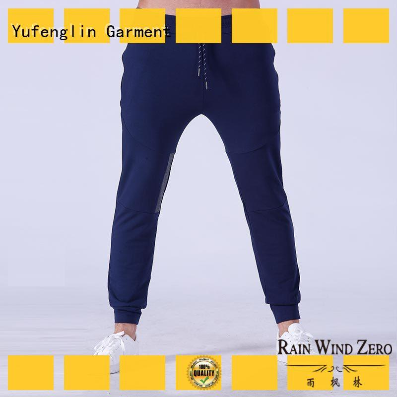 new mens jogger pants activities for sports Yufengling