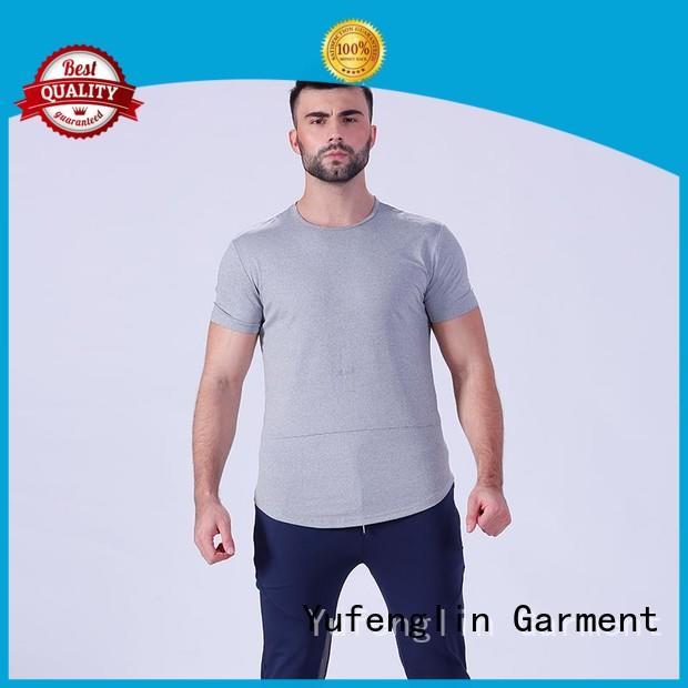 Yufengling shirt workout t shirts mens wholesale gymnasium