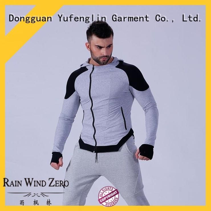 zip mens hoodie body shape fitness centre