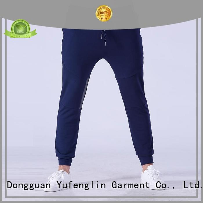 fitness sweatpants mens jogger pants joggers Yufengling company