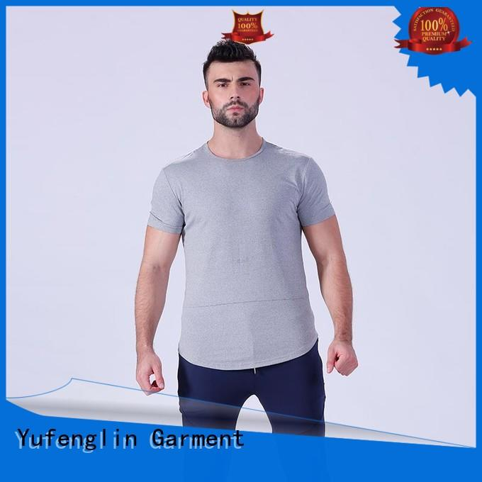 Yufengling shirts t shirt for men supplier in gym