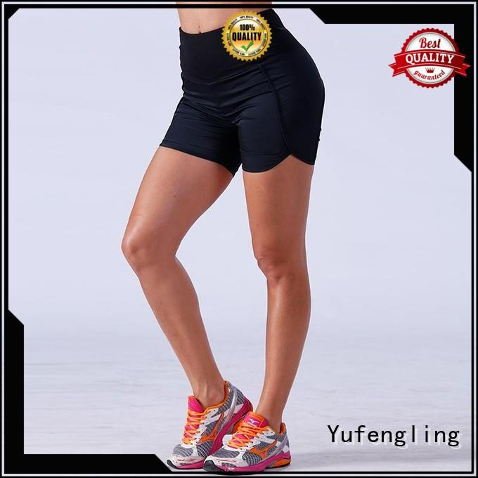 Yufengling stunning womens sports shorts for-womans exercise room