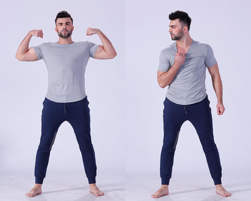 Yufengling shirt workout t shirts mens wholesale gymnasium-1