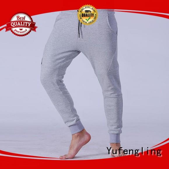 Yufengling joggers best jogger pants mens wrinkle free for sporting