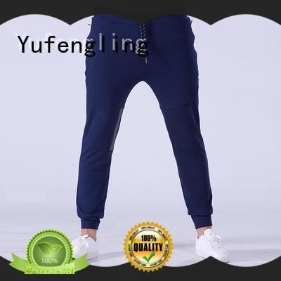 Yufengling stable mens slim jogger pants new yoga room
