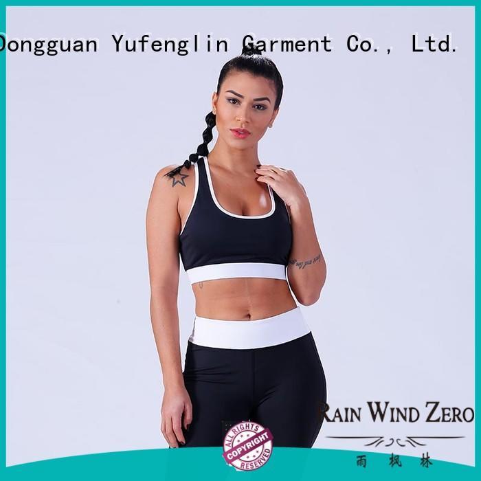 Yufengling splendid best sports bra yoga wear for trainning