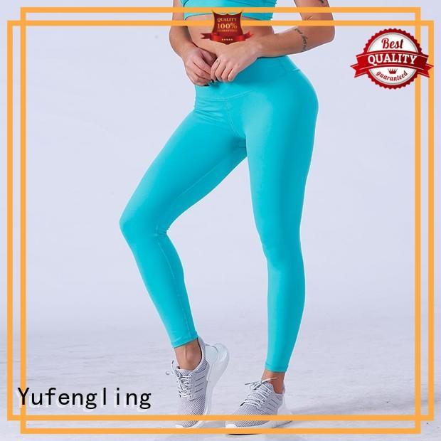Yufengling inexpensive seamless leggings for-running exercise room