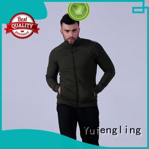 Yufengling high-quality gym hoodie suitable style